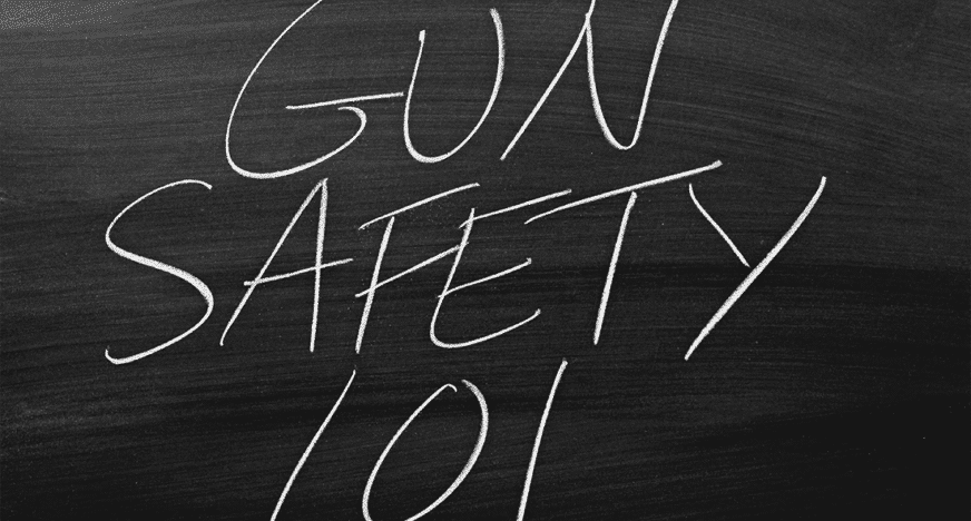 Gun Safety 101 - best practices